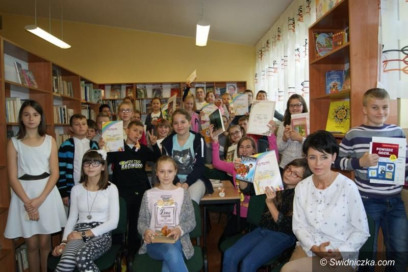 Żarów: Miłośnicy pięknego czytania