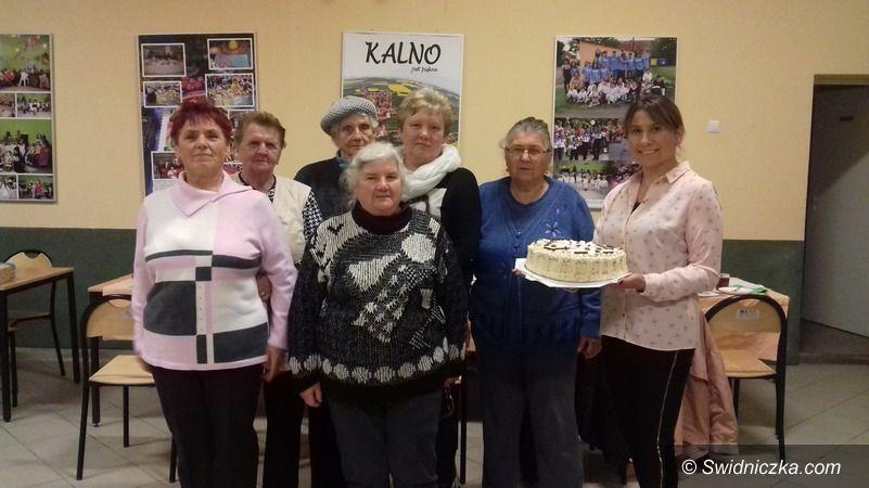 Kalno: Spotkanie Koła Różańcowego w Kalnie