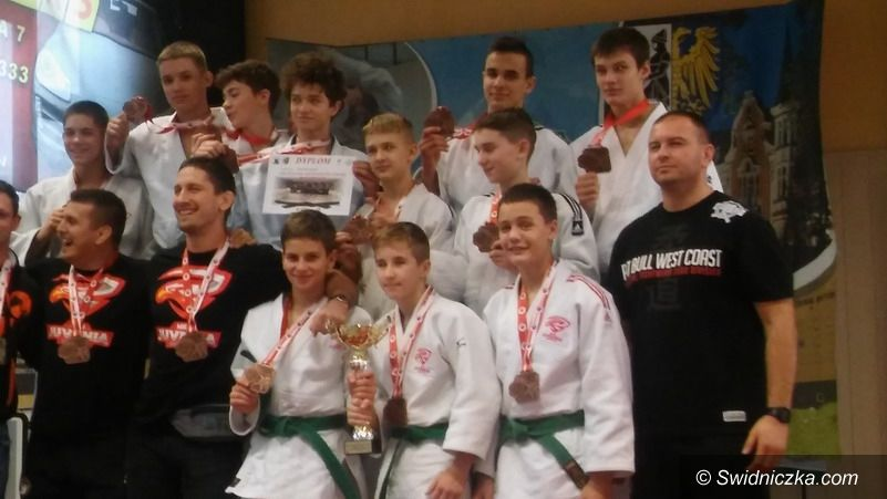 Strzegom: Krystian na podium mistrzostw Polski