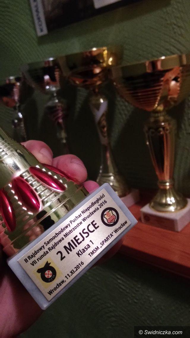 Żarów: Start w II Samochodowym Pucharze Niepodległości