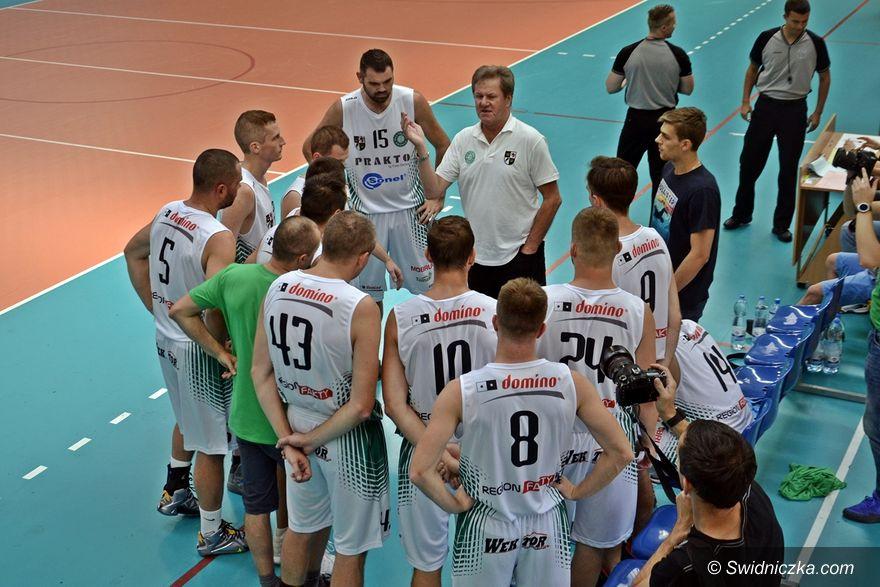 Świdnica: III liga koszykówki: Wyjazdowa przegrana