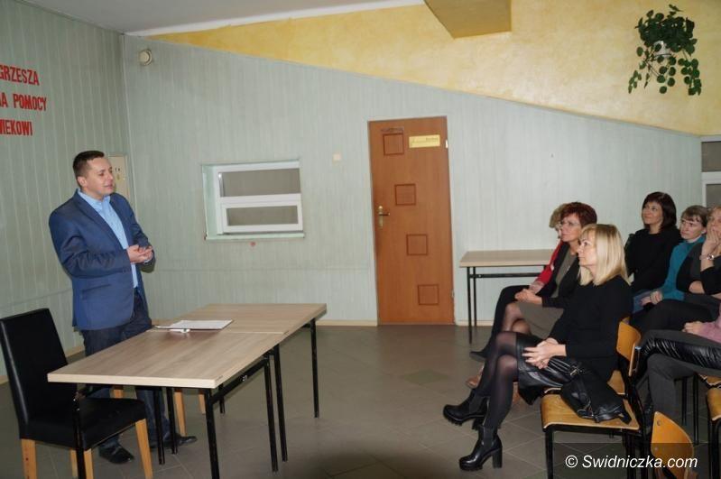 Jaworzyna Śląska: Reforma oświaty nie taka straszna, jak ją malują