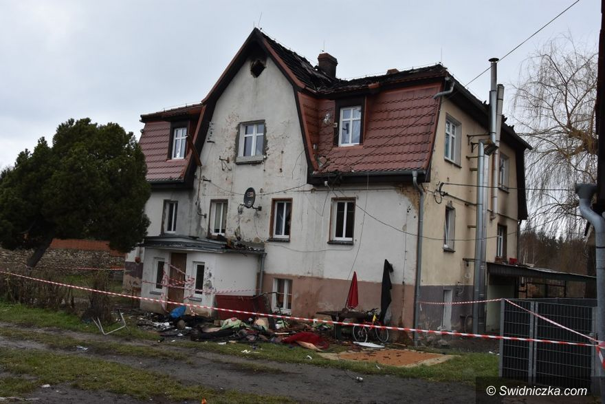 Witoszów Górny: Potrzebna pomoc dla pogorzelców