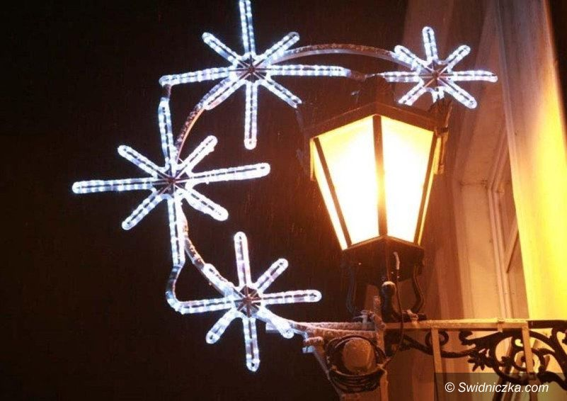 Dobromierz: Świąteczne dekoracje w gminie Dobromierz