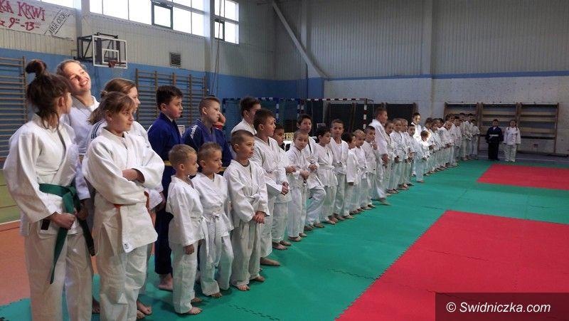 Strzegom: Mikołajkowy Turniej Judo w Strzegomiu