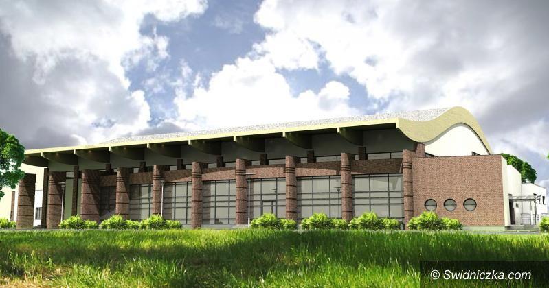Jaworzyna Śląska: Umowa na budowę hali już podpisana