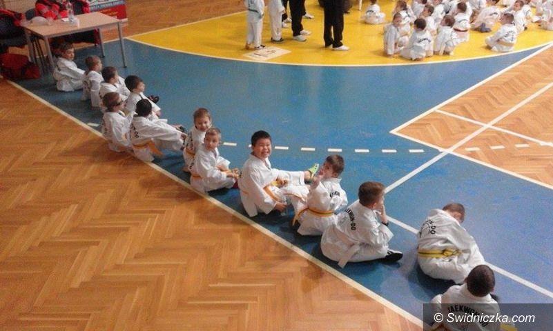 Strzegom: Sukcesy młodych strzegomian w taekwondo