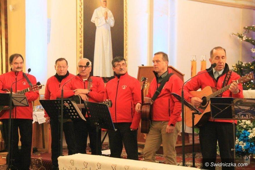 Świebodzice: Zagrali i zaśpiewali