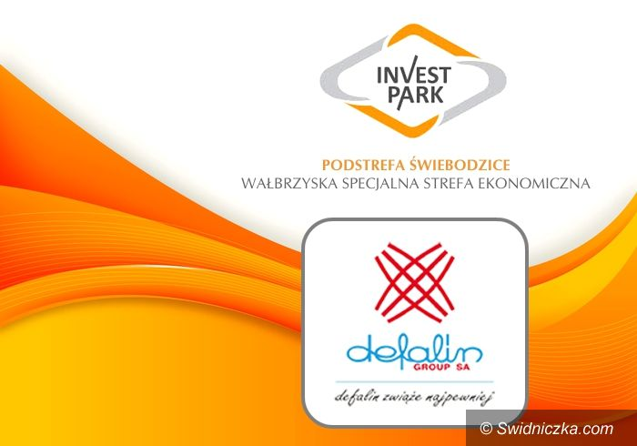 Świebodzice: Siódmy inwestor w Podstrefie Świebodzice