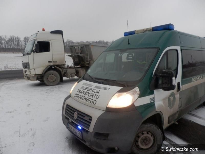 powiat świdnicki: Rażąco złamał przepisy