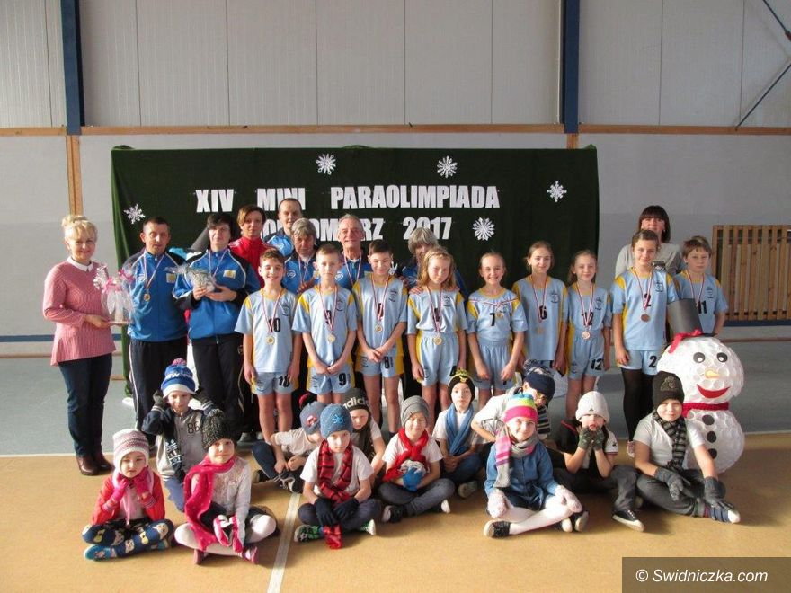 Jaskulin: XIV Zimowa Mini Paraolimpiada