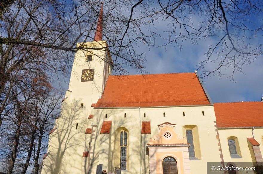 Gmina Świdnica: Są pieniądze na ratowanie zabytków