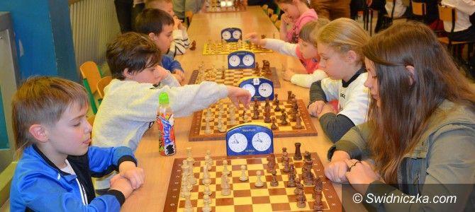 powiat świdnicki: Młodzi szachiści na start