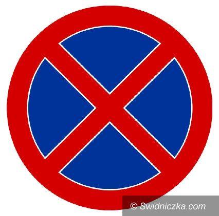 Żarów: Zakaz parkowania przy ul. Armii Krajowej w Żarowie