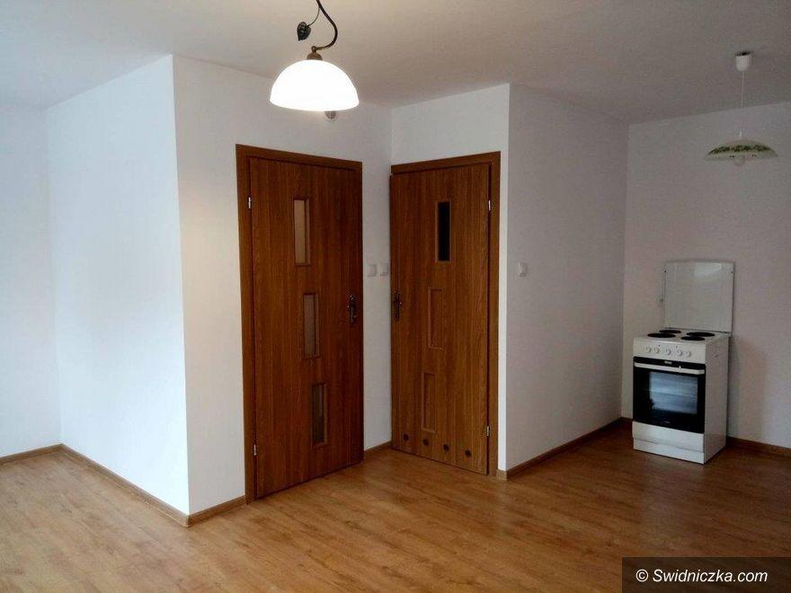 Dobromierz: Mieszkania już gotowe