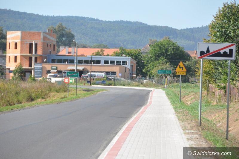 Gmina Świdnica: 100 tysięcy na budowę chodników