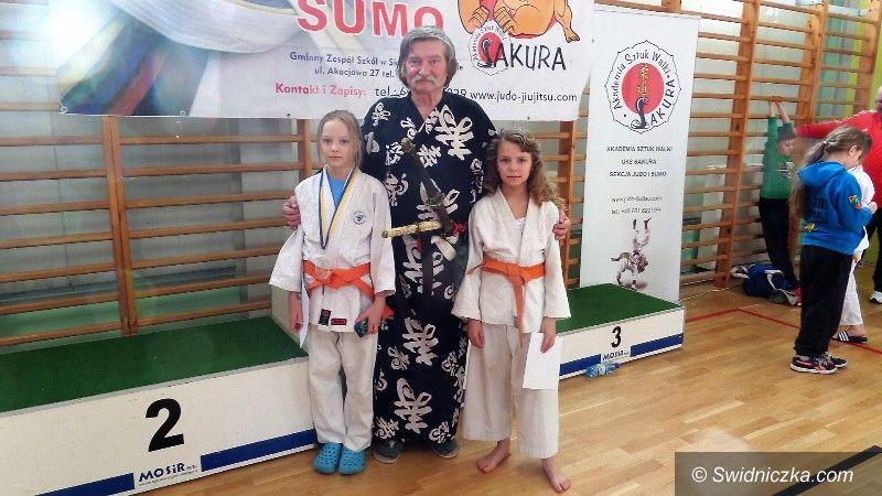 Strzegom: Sukcesy judoków Tatami w Skarbimierzu i Suchym Lesie
