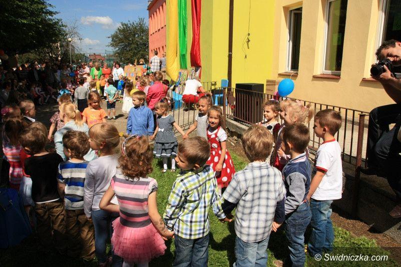 Żarów: Maluchy przyjęte do przedszkola