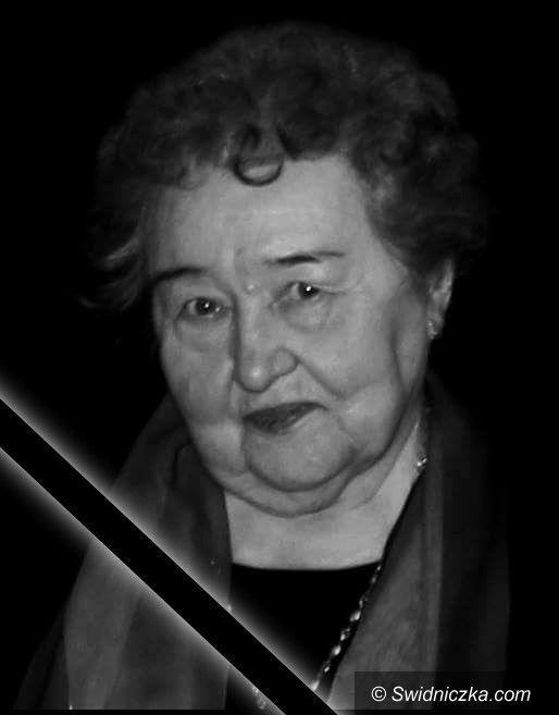 Strzegom: Nie żyje Mirosława Bobrowska