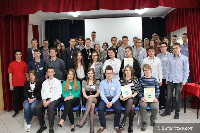 Świdnica: Za nami Powiatowy Konkurs Matematyczny
