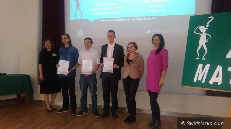 Świdnica: Wspaniały sukces ucznia Zespołu Szkół Mechanicznych w Świdnicy
