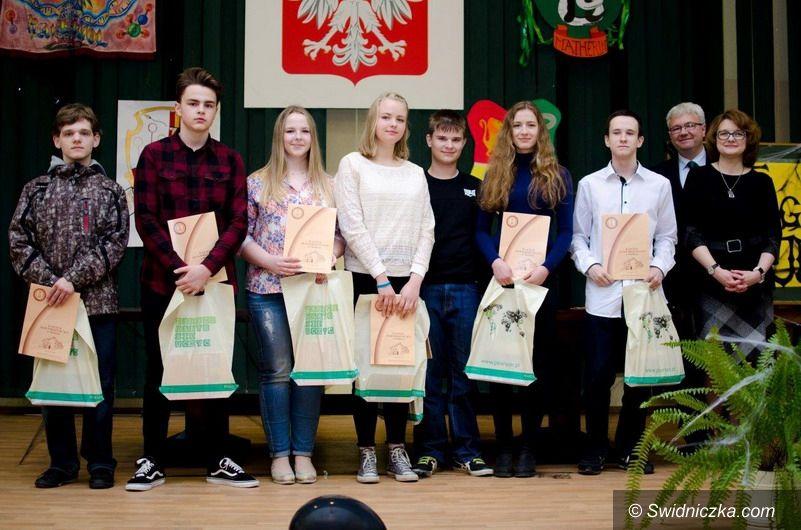 Świdnica: IX Powiatowy Konkurs Języka Angielskiego dla Szkół Gimnazjalnych