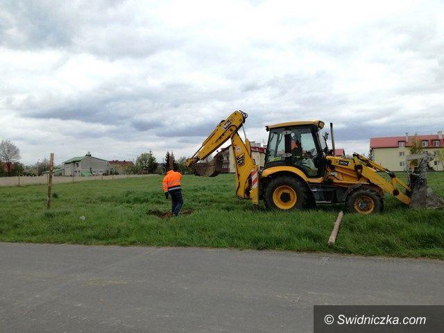 Marcinowice: Budowa przedszkola ruszyła