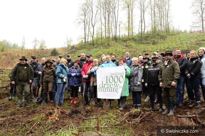 REGION: Samorządowcy posadzili las