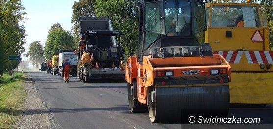 powiat świdnicki: Inwestycje Służby Drogowej Powiatu Świdnickiego