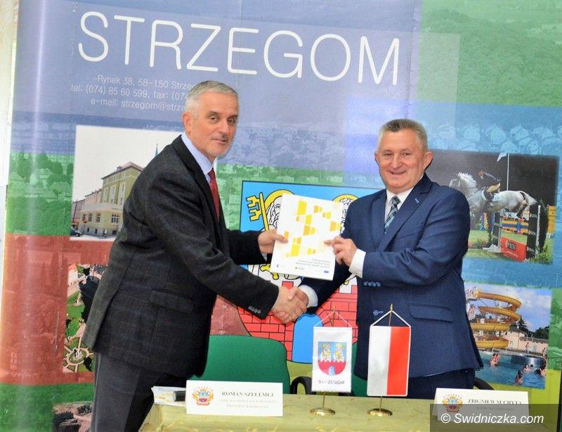 Strzegom: Ogromne dotacje dla gminy Strzegom