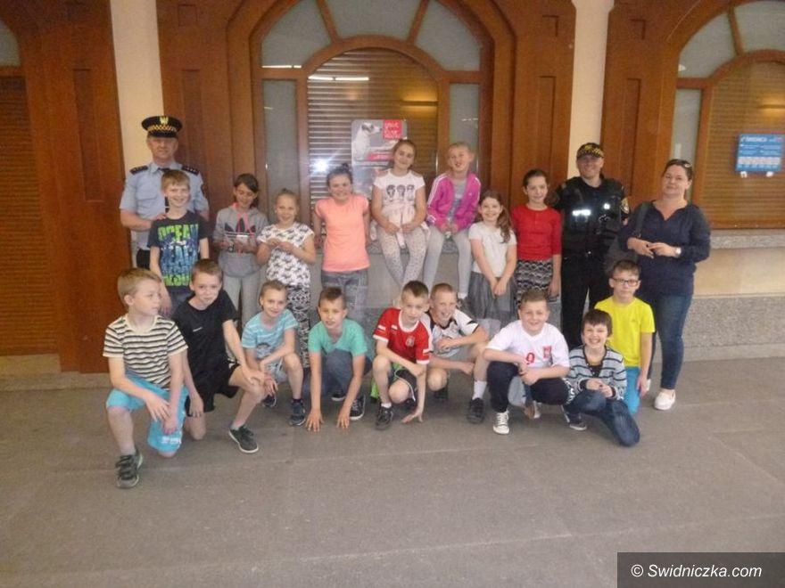 Świdnica: Z wizytą w Straży Miejskiej
