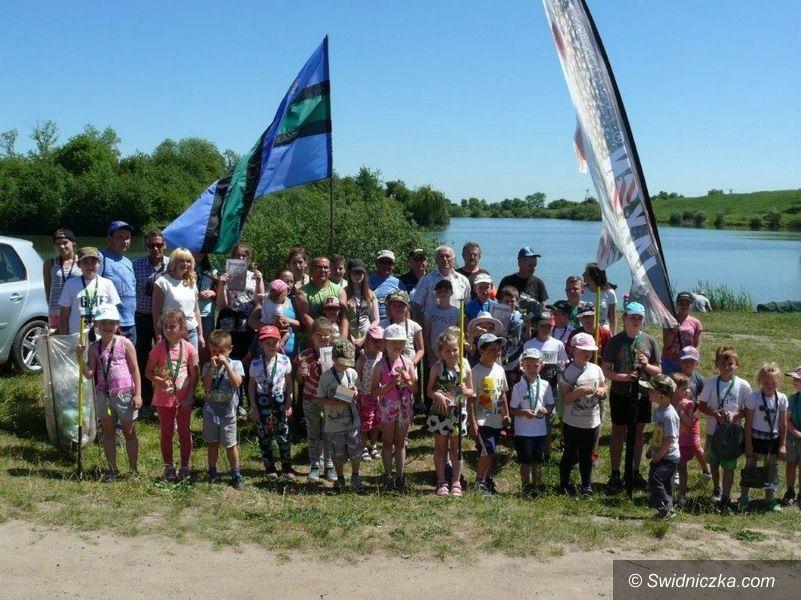 Strzegom: Festyn Wędkarski z okazji Dnia Dziecka