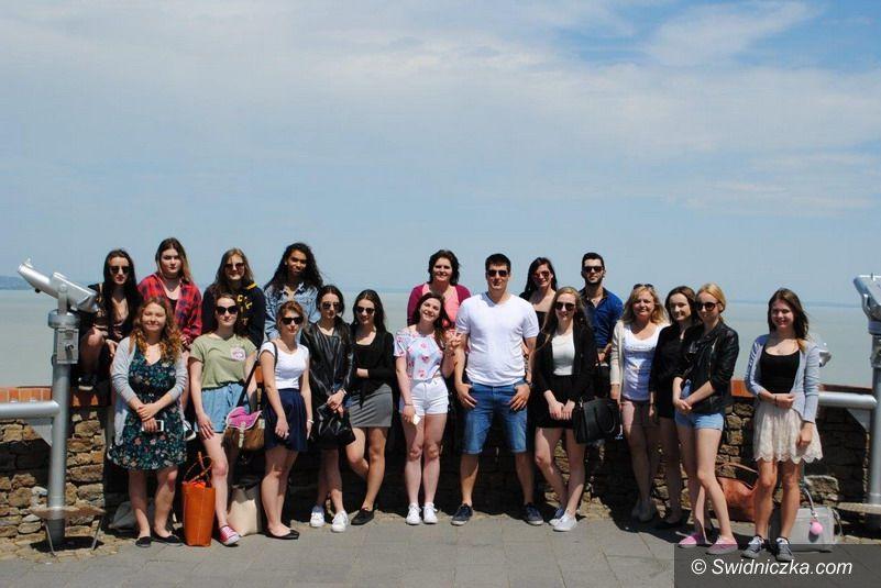 Świdnica: Uczniowie Świdnickiego Ekonomika wrócili z Węgier