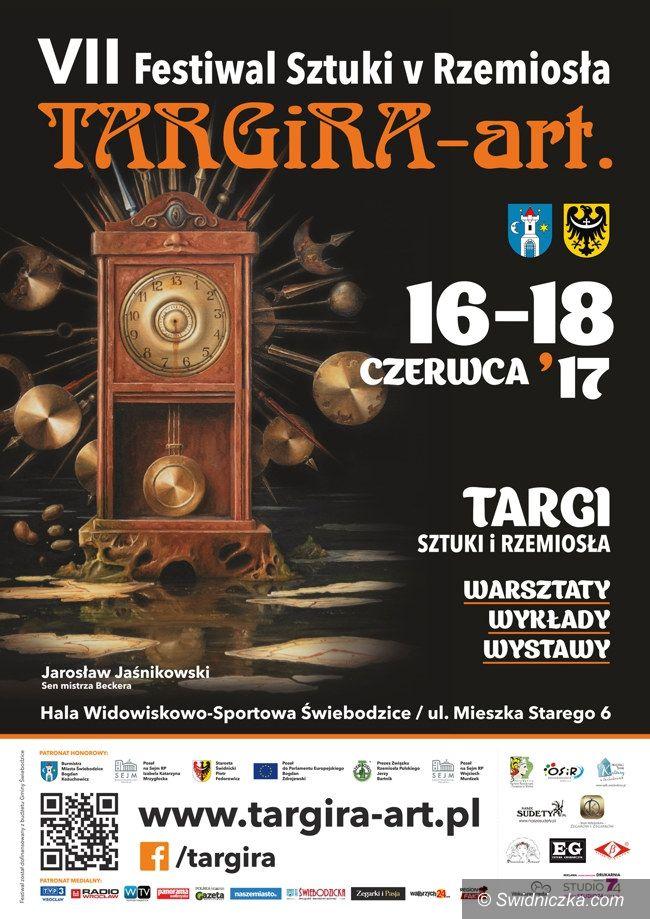 Świebodzice: Wielkie święto sztuki Targira–art.