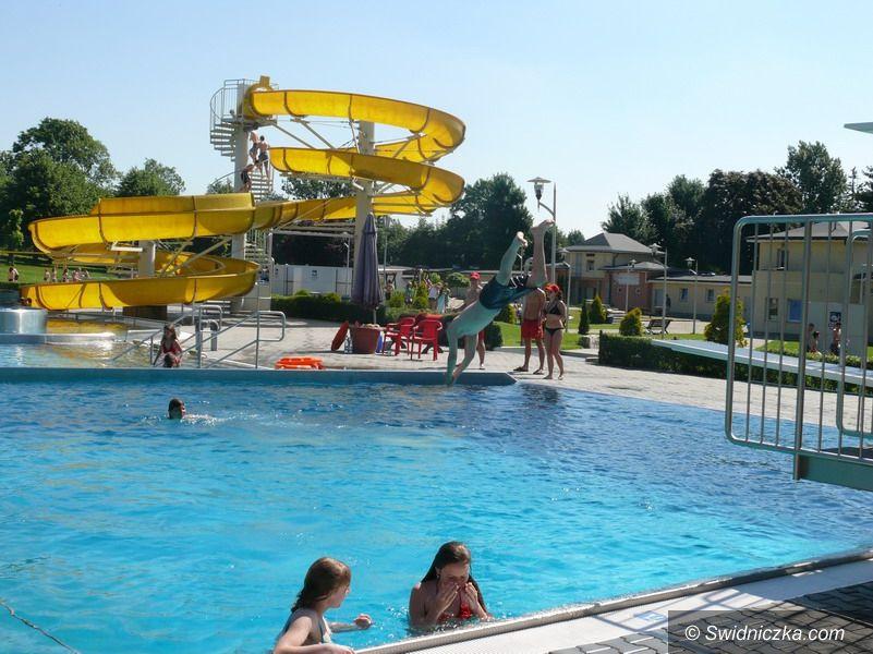 Strzegom: Otwarcie basenów w Strzegomiu nastąpi w najbliższą sobotę