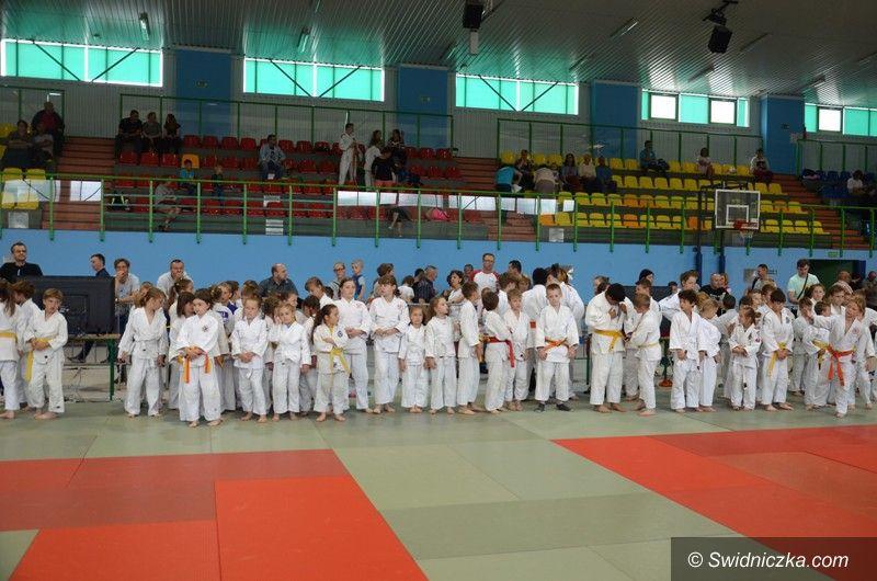 Strzegom: Memoriał im. E. Brzegowego: 16 medali judoków AKS–u
