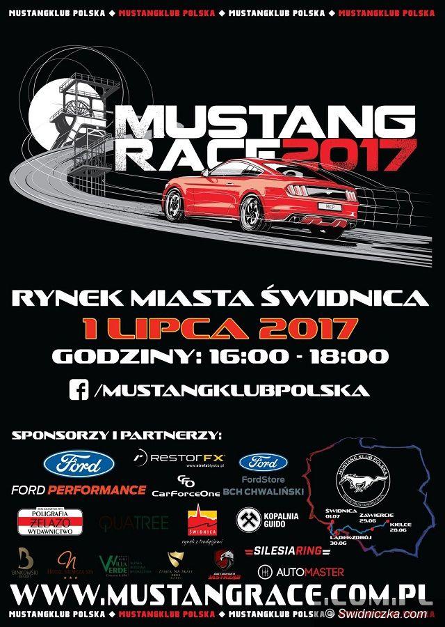 Świdnica: Mustang Race odbędzie się w Świdnicy