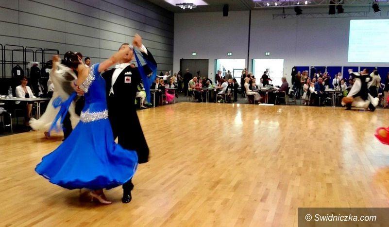 Świdnica: Ania i Tomasz Wojasowie zatańczyli w Mannheim na medal