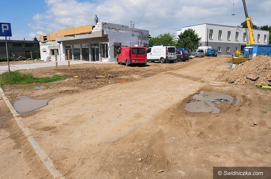 Świdnica: Rozbudowa ulicy Leśnej w Świdnicy