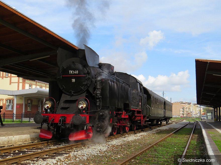 Świdnica: Przyjedź pociągiem retro i poznaj kupiecką Świdnicę