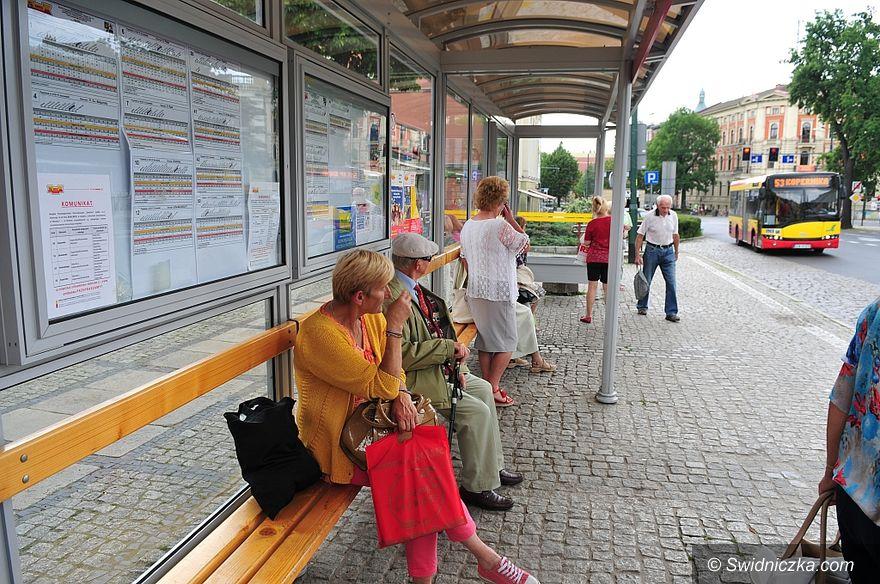 Świdnica: Odnowią przystanki autobusowe w mieście