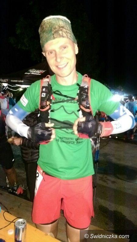 Świdnica: Sukces świdnickiego policjanta na trasie morderczego górskiego biegu