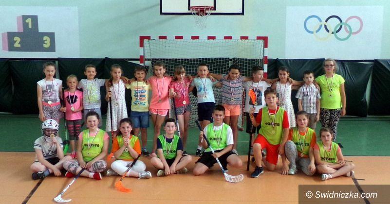 Imbramowice: Szkolne Igrzyska Sportowe w Imbramowicach