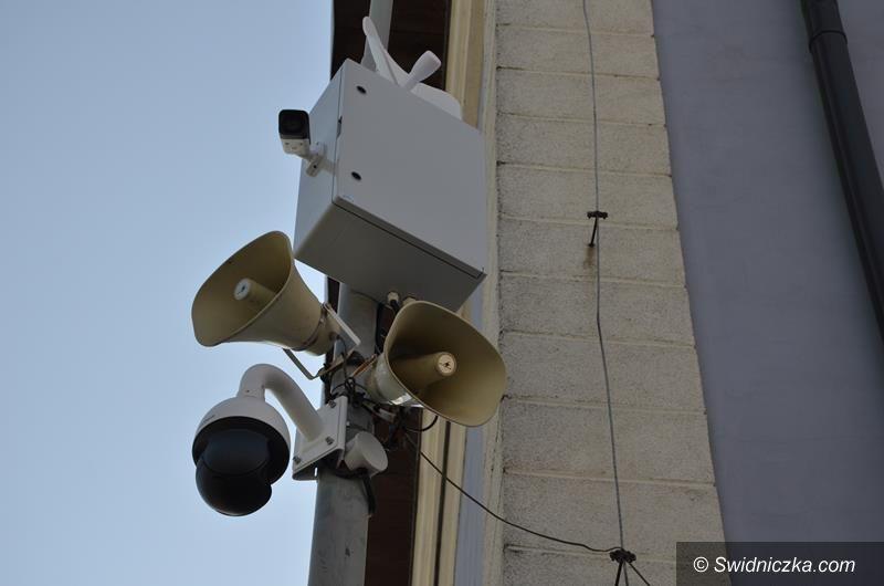 Żarów: Nowy monitoring już działa