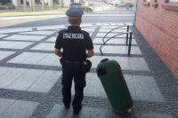 Świdnica: Strażnicy ujęli koszowego pogromcę