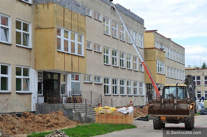 Świdnica: Czas remontów w świdnickich szkołach