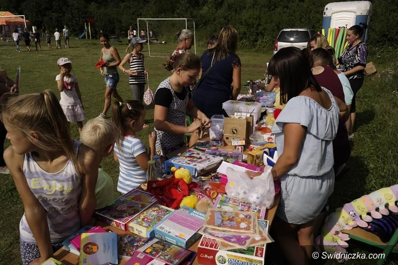 Zastruże: Piknik charytatywny na pożegnanie wakacji w Zastrużu