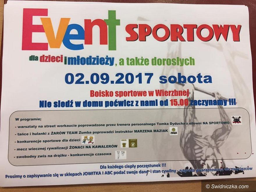 Wierzbna: Event sportowy w Wierzbnej