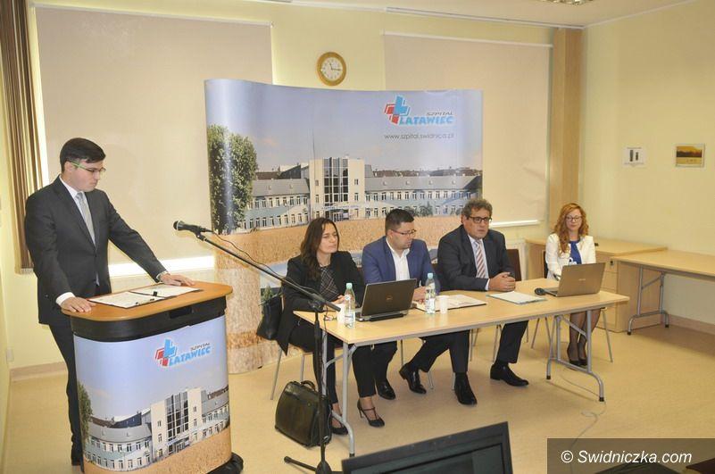 Świdnica: Platforma E–usług Szpitala Latawiec