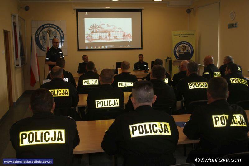 Świdnica: Ćwiczenia Egida – 17 odbyły się w Świdnicy